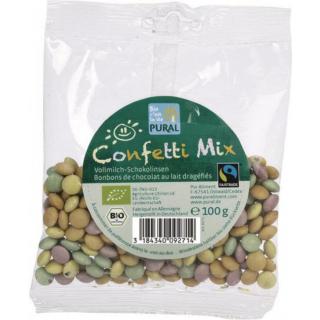 Confetti Mix (Mini-Schokolinsen)