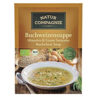 Buchweizensuppe