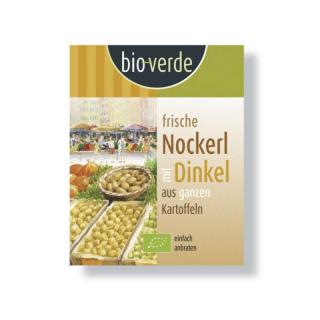 Frische Dinkel-Nockerl