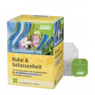 Bachblüten Tee Ruhe & Gelassenheit
