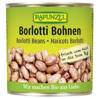 Borlotti Bohnen in der Dose