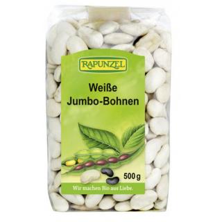 Jumbo Bohnen, weiß