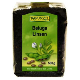 Beluga Linsen schwarz, klein