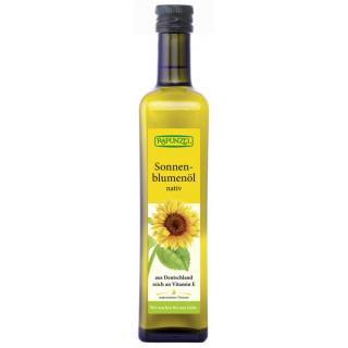 Sonnenblumenöl nativ aus einheimischen Saaten