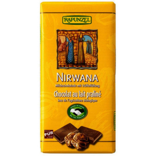 Nirwana Milchschokolade mit Trüffelfüllung HIH