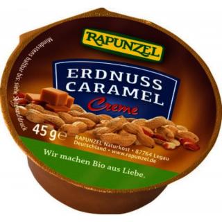 Erdnuss Caramel Creme