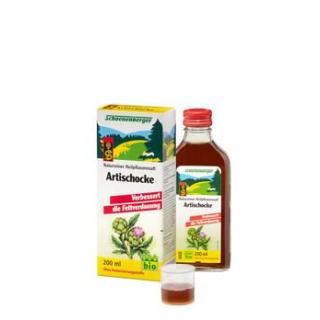 Artischocke, Naturreiner Heilpflanzensaft