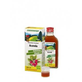 Acerola, Naturtrüber Fruchtsaft