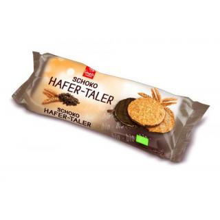 Schoko Hafertaler