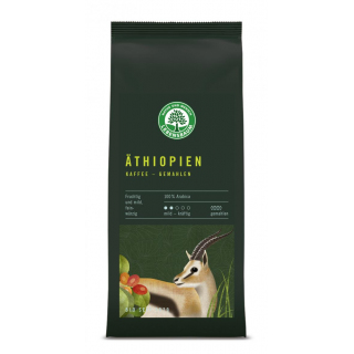 Äthiopien Kaffee, gemahlen
