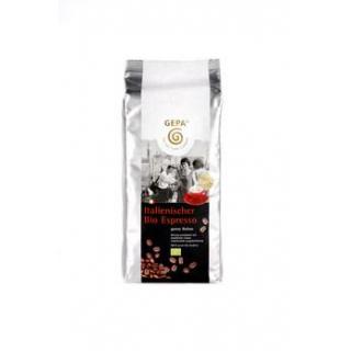 Espresso italienisch Bohne 1000g GEPA