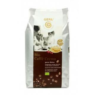 Cafe Crema Bohne gepa