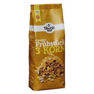 Knusper Frühstück, 3-Korn