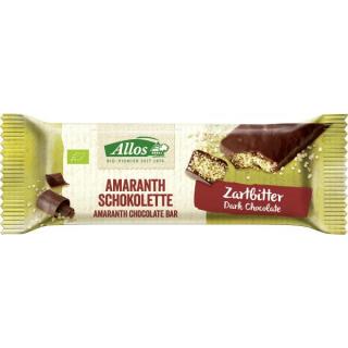 Amaranth-Schokolette Zartbitter