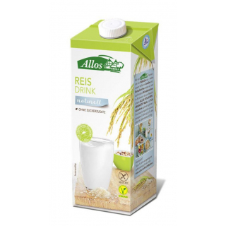 Reis-Drink Naturell