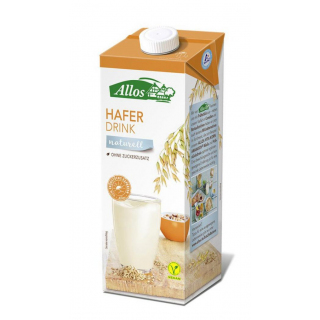 Hafer-Drink Naturell