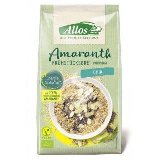 Amaranth Frühstücksbrei Chia