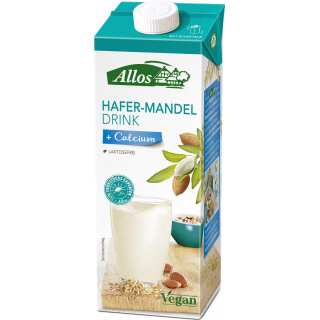 Hafer-Mandel Drink + Calcium