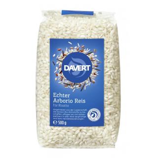 Arborio Reis rund weiß für Risotto
