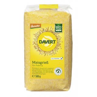 Maisgrieß Polenta