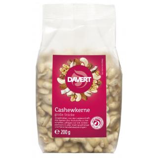 Cashew-Kerne, große Stücke