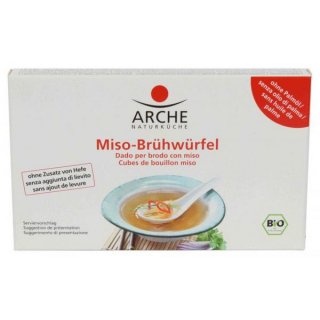 Miso-Brühwürfel