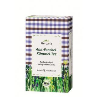 Anis-Fenchel-Kümmel-Tee