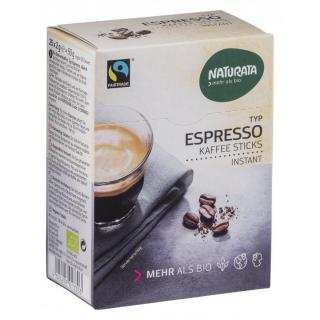 Espresso Bohnenkaffee instant - Sticks