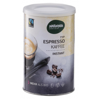 Espresso Bohnenkaffee instant