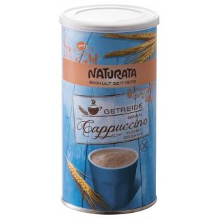 Cappuccino, Getreidekaffee, instant
