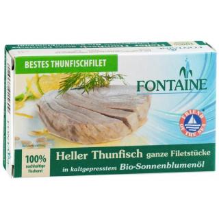 Heller Thunfisch in SB-Öl