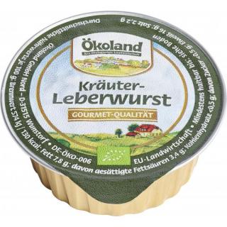 Kräuter-Leberwurst