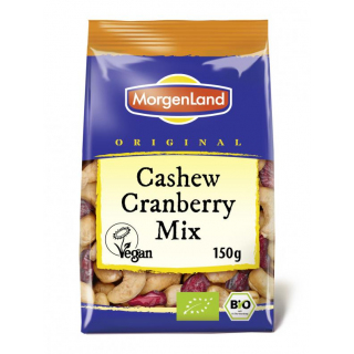 Cashew-Cranberry Mix