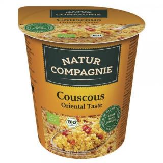 Couscous Oriental im Becher