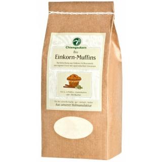 Ch. Einkorn-Muffins - ayurvedisch