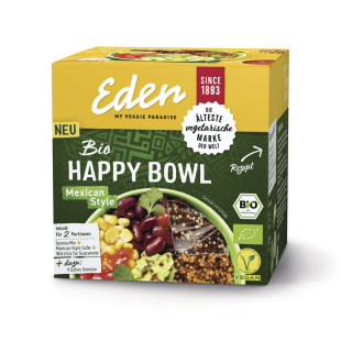 Happy Bowl Mexican Style