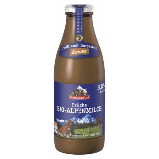 Alpen-Vollmilch DEMETER