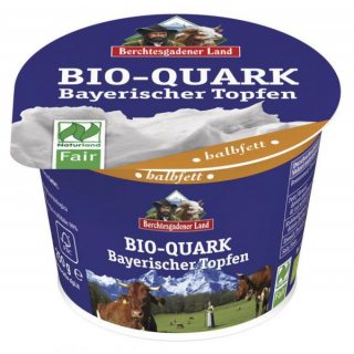 Quark Bayerischer Topfen halbfett 20%