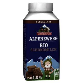 Alpenzwerg Schokomilch