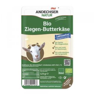 Ziegen-Butterkäse in Scheiben BIOLAND