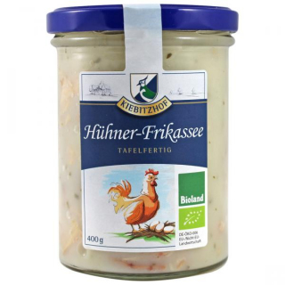 Hühnerfrikasseé BIOLAND