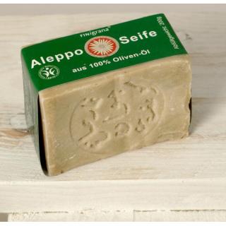 Alepposeife 100% Olivenöl