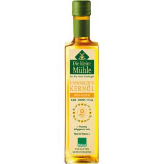 Sonnenblumenkernöl vielseitig