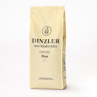 Espresso Peru Organico gemahlen