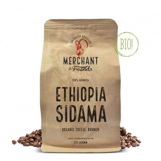 Ethiopia Sidama Coffee Bohne