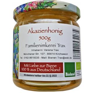 Akazien Honig aus Deutschland