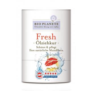 Fresh-Ölziehkur