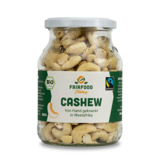 Cashew natur fairtrade