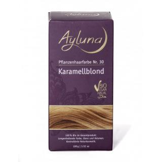 Haarfarbe Karamellblond