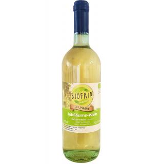 Biofair Jubiläums Wein weiß